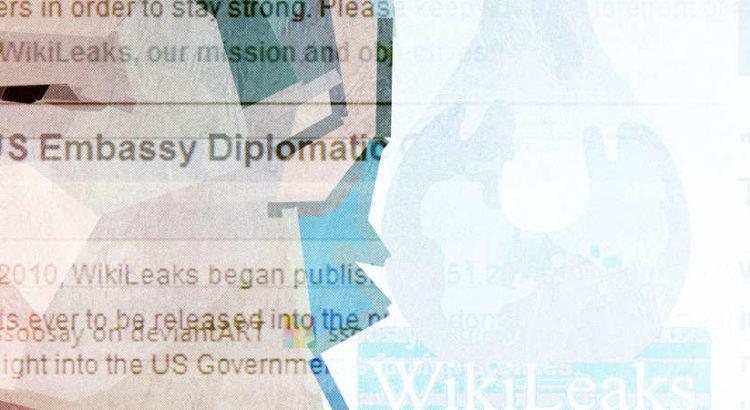 WikiLeaks Julian Assange by Surian Soosay